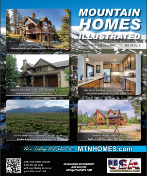 Mountain Homes Magazine